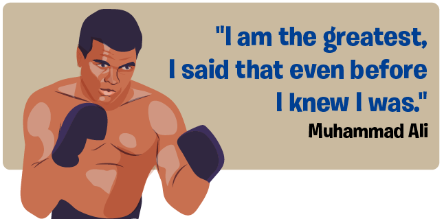 Muhammad Ali Mission Statement