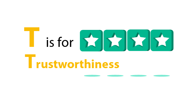 Google EAT - T is for Trustworthiness