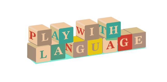 Image: Play with language