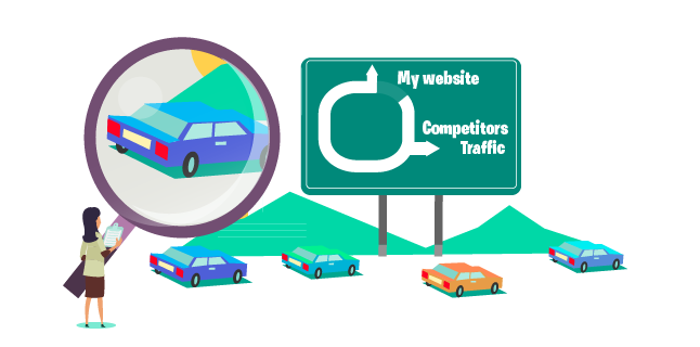 Image: Check your competitors traffic