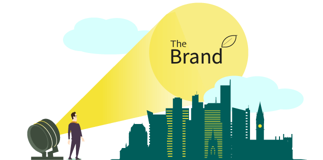 Increase your brand visibility